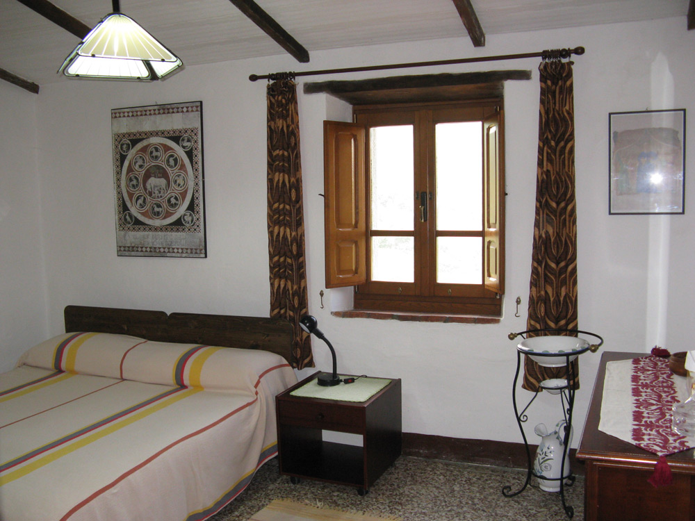 Main bedroom on ground floor