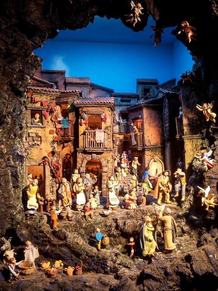 Exhibition of Neapolitan nativity scenes